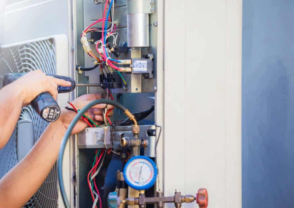 Residential HVAC Maintentance