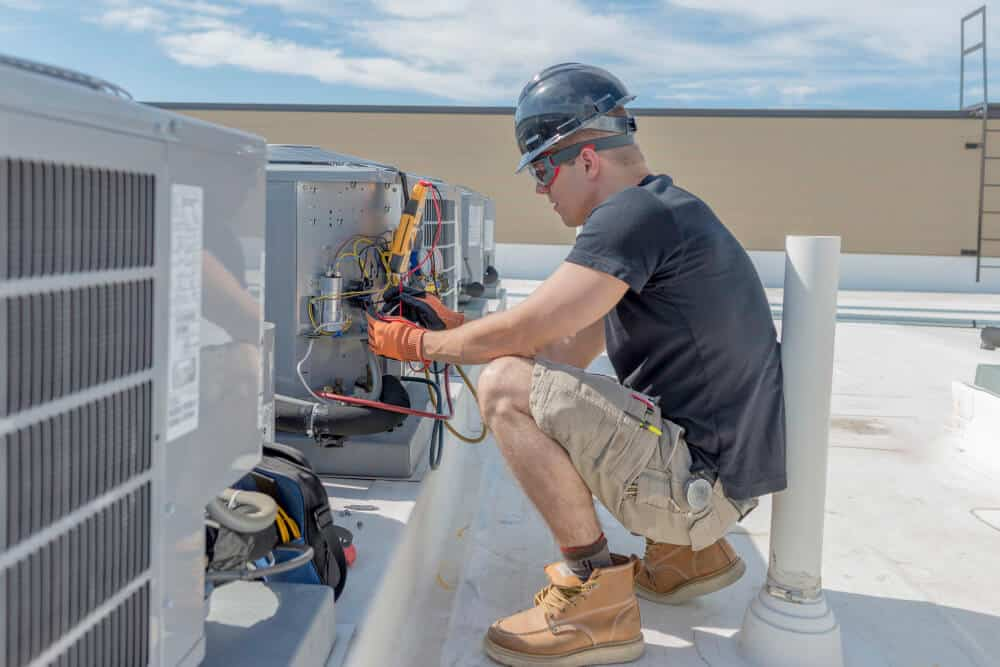 How long does HVAC maintenance take?