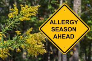 It's Allergy Season! Tips for Allergy-Free Indoor Air