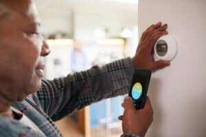 The Power of Programmable Thermostats